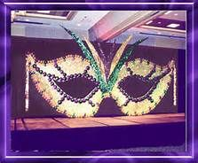 masquerade masks decoration stage - Yahoo Image Search Results