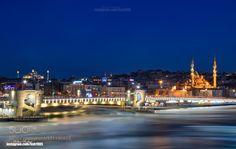 Blue Night Istanbul by Serhatbozkurt via http://ift.tt/2bPdGga