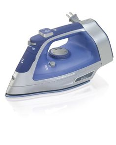 Hamilton Beach Steam Iron with Retractable Cord 3Way Auto Shutoff  Durathon Soleplate 19803 ** Be sure to check out this awesome product.
