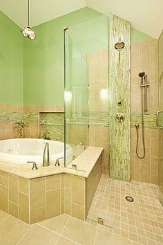 Beyond Tile: Fresh Ideas For Bathroom Flooring | Pinterest | Bamboo Floor, Bamboo  Bathroom And Master Bath Remodel