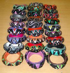 Donna Kato braceletes