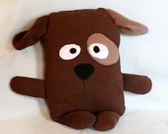 Log Cabin Sewing Studio: Puppy Softie - cute!