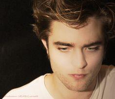 He's so handsome!