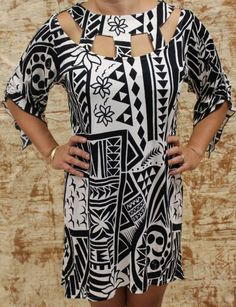 Wahine (Women) - Missing Polynesia Hawaiian Wear, Hawaiian Fashion, New Dress Pattern, Dress Patterns, Latest African Fashion Dresses, Women's Fashion Dresses, Island Wedding Dresses, Samoan Dress, Island Style Clothing
