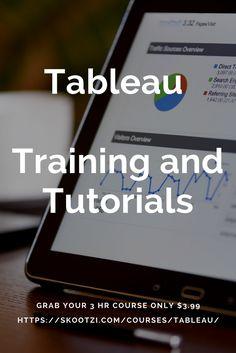 If you work with big lists of data and need to make it readable, Tableau can help.  The best part is Tableau offers a free version to the public.    Cheap plug:  If you need to learn Tableau our course is available for the price of a cup of coffee. :)  Tableau  Tableau data visualizations Tableau Dashboards data visualizations data visualizations charts Tableau Dashboards data visualizations Tableau software