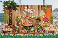 Festa Hawaiana, fest