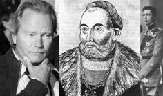 1) John Savage - 2) John Zápolya - 3) Prince Waldemar of Prussia - Matches made by Brian Stalin