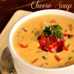 Wisconsin Bacon and Potato Cheese Soup