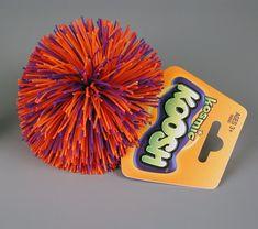 Koosh ball - loved these!