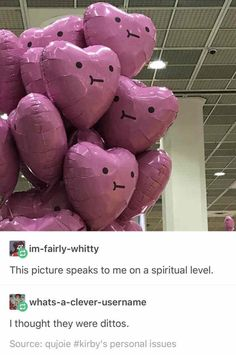 I Thought They Were Dittos