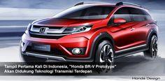 (Booking Now: 081-314-999-102) Honda BRV [Prototipe] Tipe S, E, Prestige CVT, Penantang Rush & Terios (Spesifikasi) | IT Research