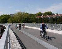Die Nordbahntrasse wird von rund 200 Paten betreut, die auch als Ratgeber zur Verfügung stehen.