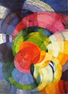 Disks of Newton, Frank Kupka