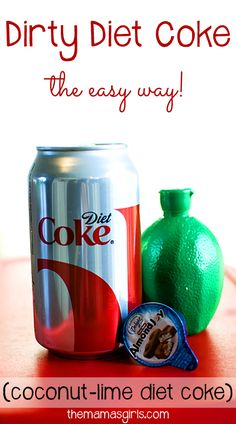Dirty Diet Coke the easy way