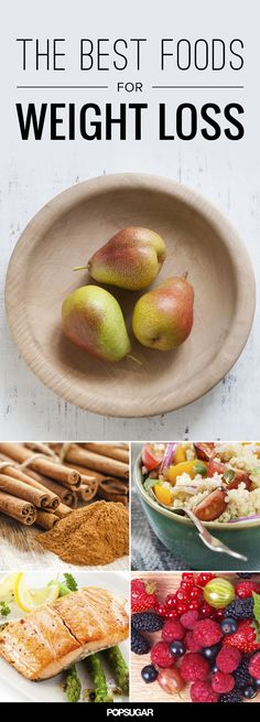 Forget all the diets and the crazy confusing things you've been told about how to lose weight. We've made it simple and boiled it down to simply 25 of the best foods that will help you feel great and shed the extra pounds. (healthy snacks for weight loss) Best Weight Loss Foods, Weight Loss Meals, Healthy Weight, Healthy Tips, Healthy Choices, Healthy Snacks, Healthy Recipes, Losing Weight, Healthy Drinks