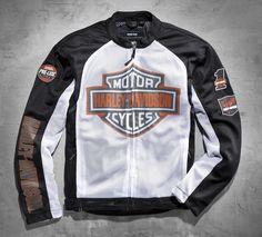 Grey Harley Davidson Night Rider Iv 29 Casual Upright Gray Tattoo