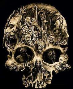 Skulls within skulls