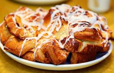 Chips Sticky Bun Bake recipe from Garden Grill at EPCOT in Disney World