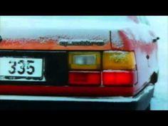 Audi Quattro On The Summit - Original Ski Jump Commercial