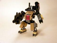 LEGO MF-03 'BADGER' Mech