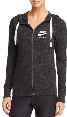 Nike Gym Vintage Hoodie