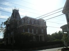 """Schaefferstown, PA - I gave """"tours"""" in this house!"""