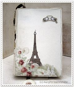 Reisetagebuch / travel diary Notebook, Album, Travel Scrapbook, Other, Crafting, The Notebook, Exercise Book, Card Book, Notebooks