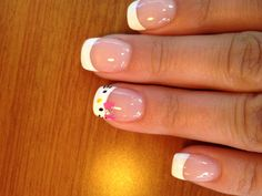 Hello Kitty nail......saving for a friend