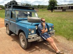 #ZippiSat phone coming in handy on the recent #e4kZambia #expedition #SeriesII #LandRover #Defender #CelebrateDefender @mclandrover @LandRoverSA