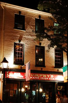 From a fan Old Town Alexandria Love the rooftop bar and