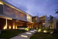 Статьи | Открытый особняк в Мексике от Hernandez Silva Arquitectos | IKEAUKRAINE