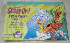 cyber chase board game by pressman made in usa - Cyberchase Halloween