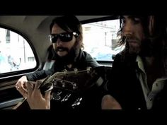 """Band of Horses """"Ode to LRC"""" black cab sessions chapter ninety-one  http://www.blackcabsessions.com/"""
