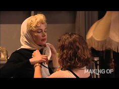 Michelle Williams in the 2011 Film. Life with Mariyn Monroe.