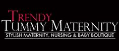 Maternity Clothes by Trendy Tummy Maternity | Chic Maternity Dresses and Tops