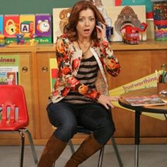 lily aldrin coat - Google Search