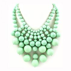 If you like anthropologie's jewelry you will love this site!! Tons of statement necklaces at great prices!