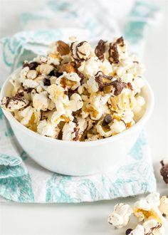 62 Great Popcorn images | Popcorn recipes, Flavored popcorn, Gourmet