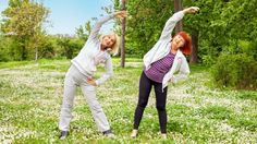 """Research in The Lancet Neurology, 2014 - """"One in three Alzheimer's cases preventable"""" with main risk factors being lack of exercise, smoking, depression . Stretching Exercises For Seniors, All Body Systems, Alzheimer's Prevention, Healthy Aging, Healthy Tips, Senior Fitness, News Health, Alzheimers, Menopause"""