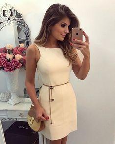 {Friday ✨} Vestido de couro @queencoutureoficial para a loja @luluchicriopreto Aquele basiquinho super chique e coringa! As peças de couro da loja são as mais lindas • #ootn #lookdanoite #lookofthenight #selfie #blogtrendalert