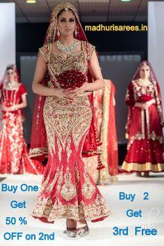 e4579107b6 9 Best Anarkali Dresses in Malad west Mumbai www.madhurisarees.in ...