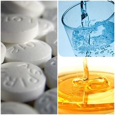The Skin on Your Face Will Shine With This Aspirin Mask! (Recipe)