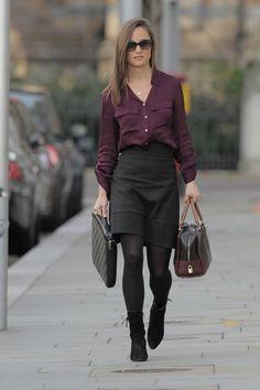 Pippa Middleton Photo - Pippa Middleton is a working girl