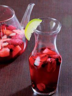 Recetas de infusiones con frutas