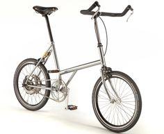 充電不要の電動アシスト自転車、VRUM の「CATTIVA」-おしゃれなイタリアのミニベロ - えん乗り
