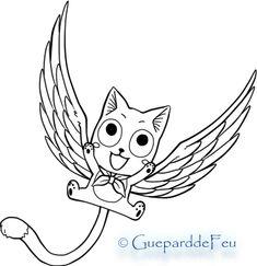 fairy tail happy lines - Google zoeken