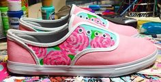 craft to do list: paint lilly keds! | sorority sugar