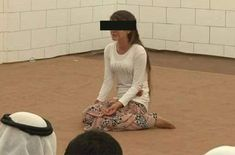 The terrified Yazidi woman at the sickening auction