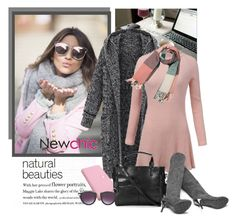 """""""Style NewChic"""" by goreti ❤ liked on Polyvore featuring women's clothing, women, female, woman, misses and juniors"""