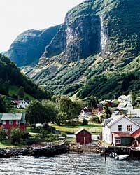 Norway... definitely Norway.